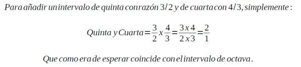 Operaciones de ratios - suma